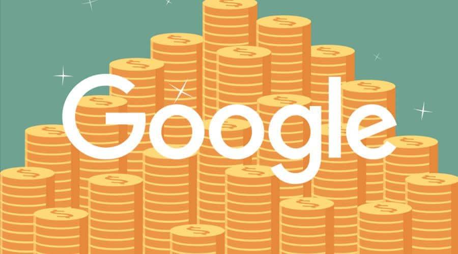 Google gagne argent