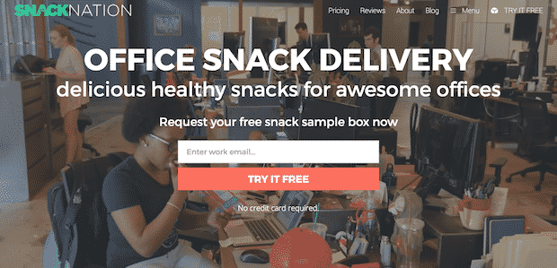 augmenter le trafic de son site web snack nation