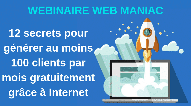 webinaire agence webmarketing