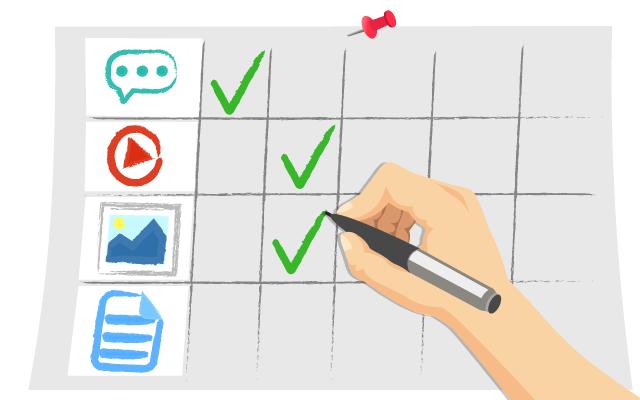 élaborer plan commencer un blog