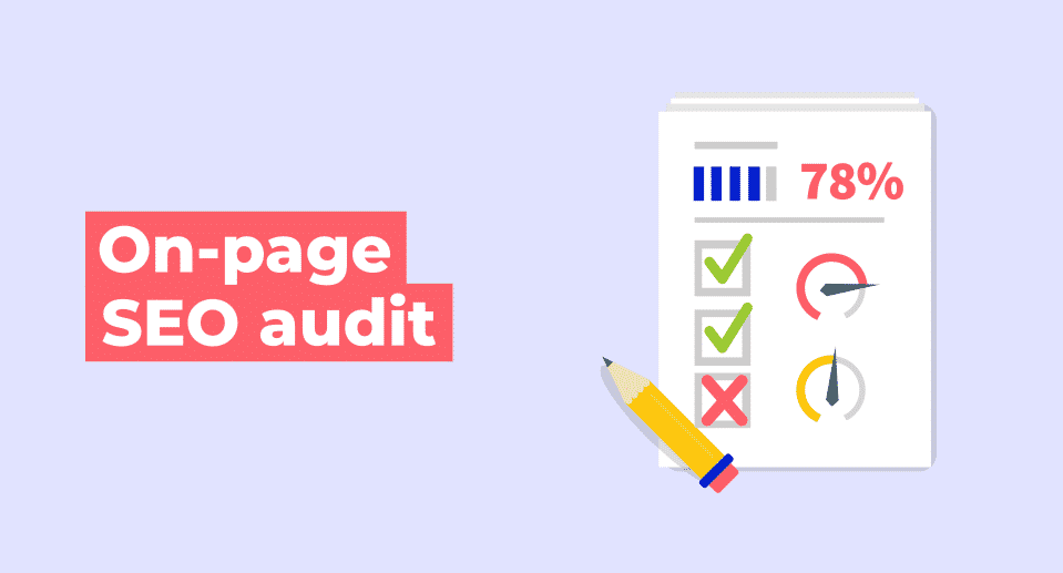 Audit SEO On-page