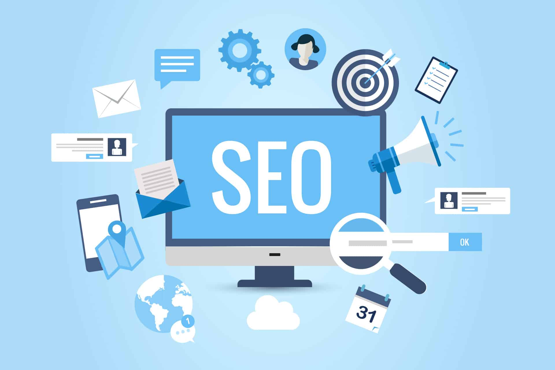 Avantages des services SEO local