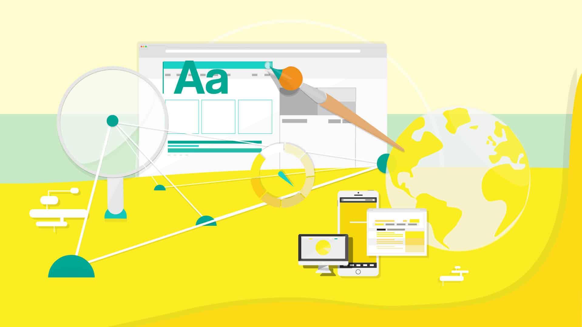combiner le référencement naturel d'entreprise avec d'autres services de Webmarketing