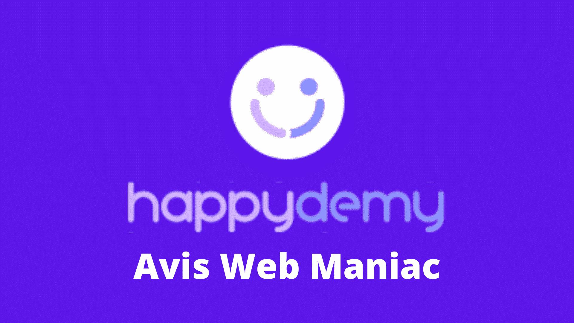Avis Happydemy – Réseau social qui apporte de l'argent facile?!