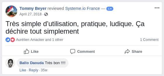 Présentation Systeme.io