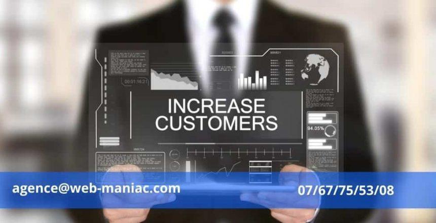stratégies pour augmenter les clients et le chiffre d'affaires
