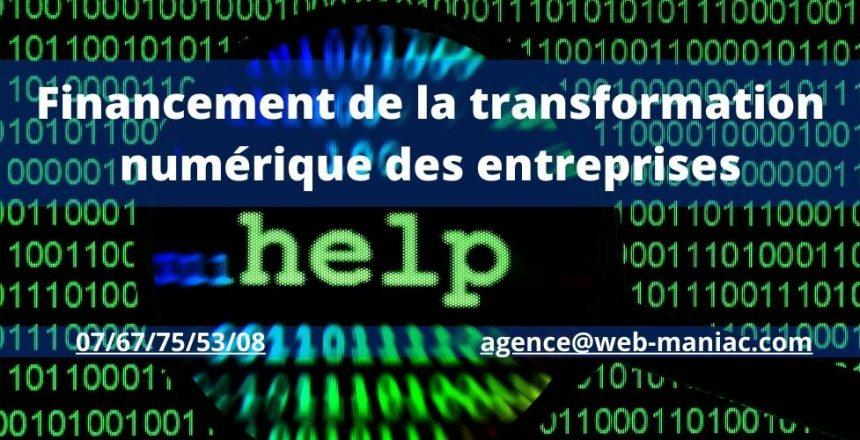 financement transformation numérique