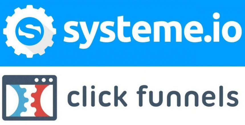 systeme.io VS Clickfunnel